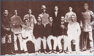 Học sinh trong phong trào Đông Du (ảnh tamhoc.com)