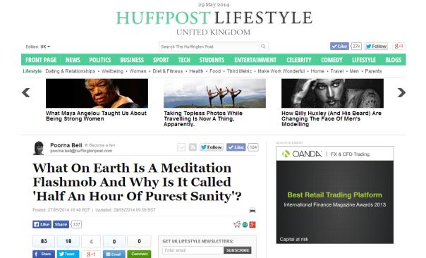 HuffPo 29.05.2014 screenshot